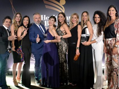 Healthcare Business Awards 2018 - Τριπλή διάκριση CDM Medical Group