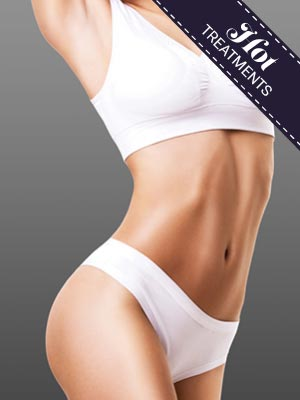HAPPY HOUR: Laser Hair Removal Bikini & Armpits 56€