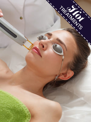 HAPPY HOUR: Laser Facial Hair Removal (1 area) ONLY 12€