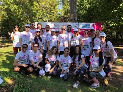 Η Cosmetic Derma Medicine στο 11ο Greece Race for The Cure